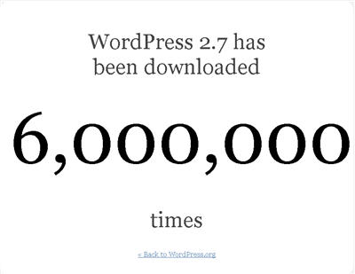 ผ่านการดาวน์โหลด 6 ล้านครั้ง